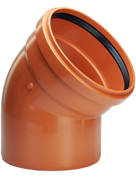KG-Reduktion, Nennweite: 125 mm, , Hart-PVC