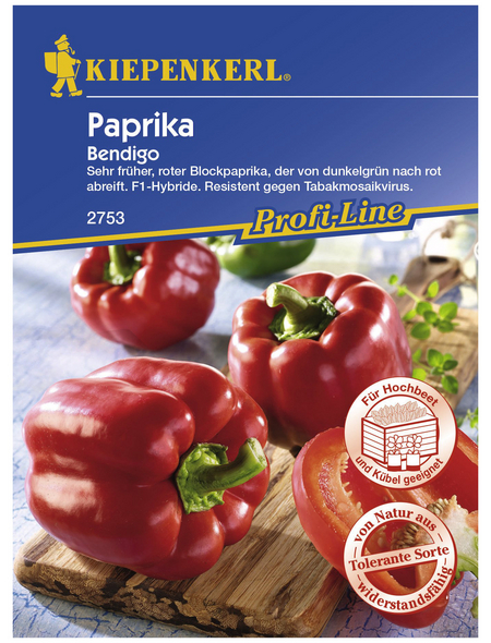 KIEPENKERL Kiepenkerl Paprika Bendigo