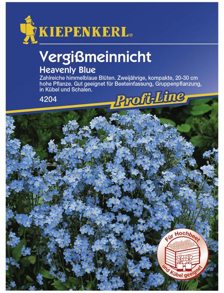 KIEPENKERL Kiepenkerl Saatgut, Vergissmeinnicht, Myosotis Heavenly Blue, Zweijährig