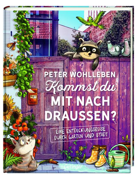 Kinderbuch »Kommst du mit nach draußen?«, 128 Seiten