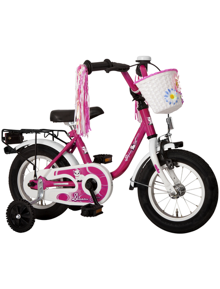 BACHTENKIRCH Kinderfahrrad »Dream Cat«, 12.5 Zoll