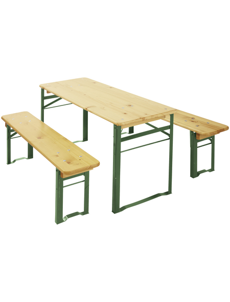 Pinolino Kinderfestzeltgarnitur »Sepp«, 4 Sitzplätze