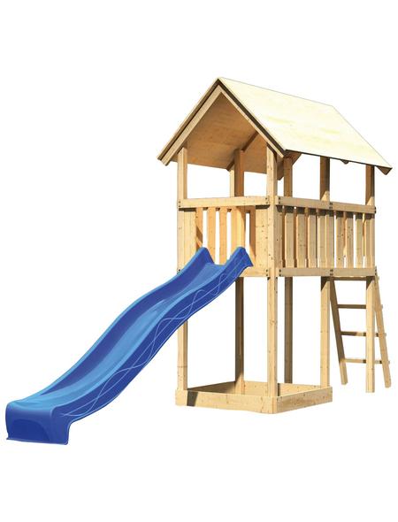AKUBI Kinderspielanlage »Danny« mit Rutsche