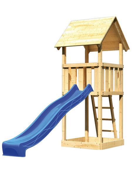AKUBI Kinderspielanlage »Lotti« mit Rutsche