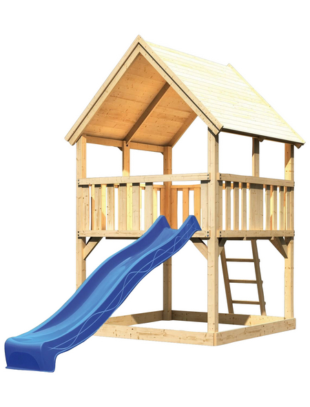 AKUBI Kinderspielanlage »Luis« mit Rutsche
