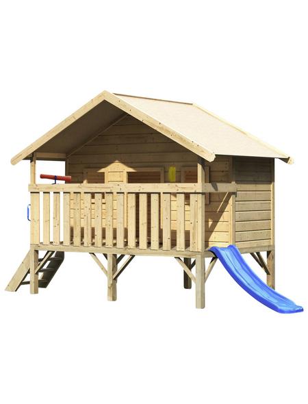 AKUBI Kinderspielanlage »Maxi« mit Rutsche