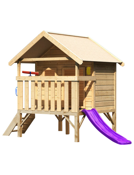 AKUBI Kinderspielanlage »Mini« mit Rutsche