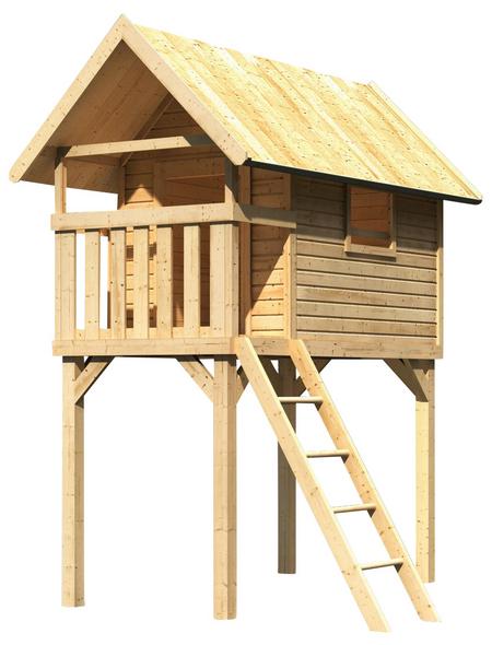 AKUBI Kinderspielanlage Stelzenhaus  »Gernegroß«
