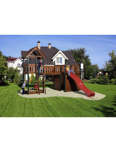 WEKA Kinderspielartikel, BxHxT: 420 x 331 x 374 cm, Holz, natur