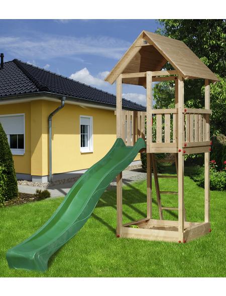 WEKA Kinderspielartikel »Tabaluga«, BxHxT: 146 x 331 x 400 cm, Holz, natur