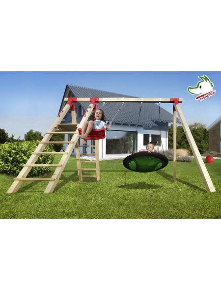 WEKA Kinderspielartikel »Tabaluga«, Holz, BxHxT: 390 x 240 x 290 cm