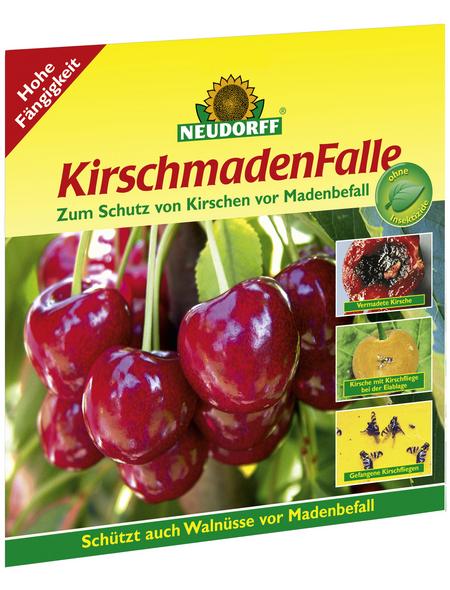 NEUDORFF Kirschmadenfalle, Leim, 7 Stk., Bio-Qualität