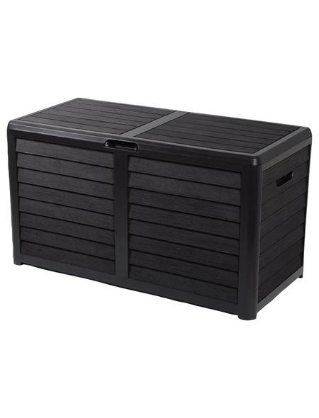 EDA Plastiques Kissenbox »Baya«, BxHxT: 118 x 65 x 55 cm, braun