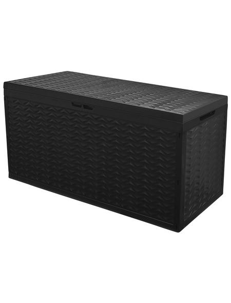 DEUBA Kissenbox »Cargo«, BxHxT: 120 x 60 x 45 cm, anthrazit