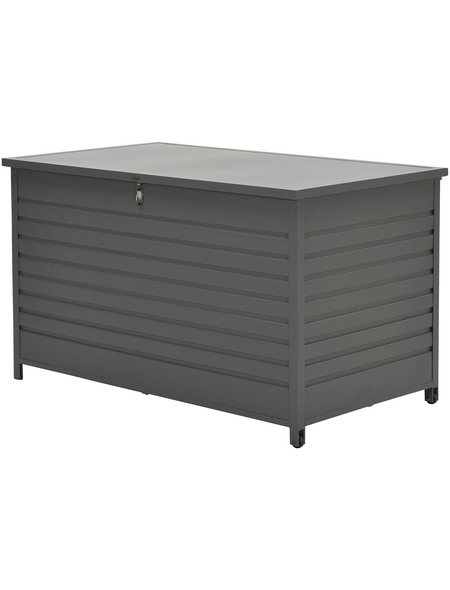 CASAYA Kissenbox »Icardi«, BxHxT: 173 x 107 x 99 cm, Arctic Grey