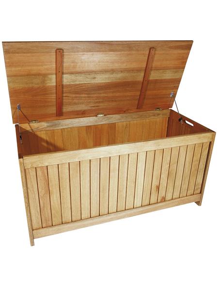 MERXX Kissenbox »Kissenbox«, BxHxT: 125 x 62 x 56 cm, natur