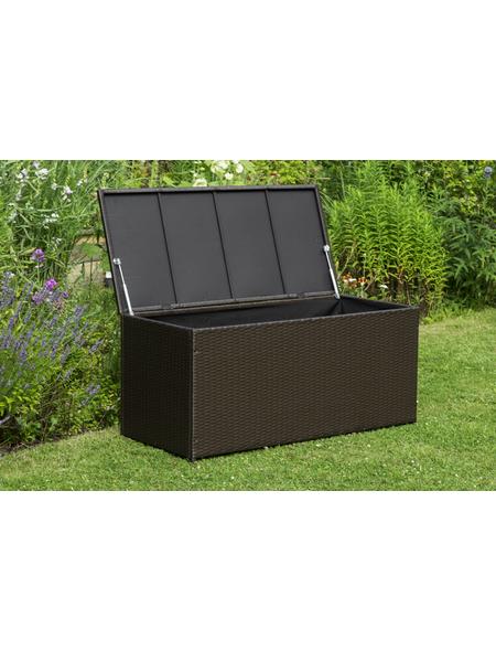 MERXX Kissenbox »Kissenbox«, BxHxT: 130 x 55 x 60 cm, braun