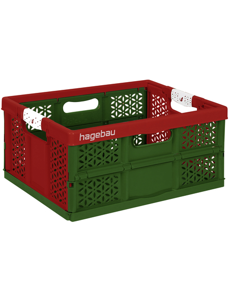 KEEEPER Klappbox, Kunststoff
