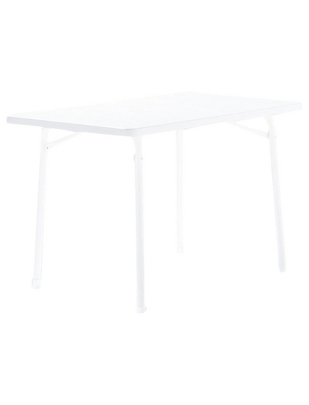 SIEGER Klapptisch mit Mecalit®-pro-Tischplatte, BxLxH: 70 x 115 x 72 cm