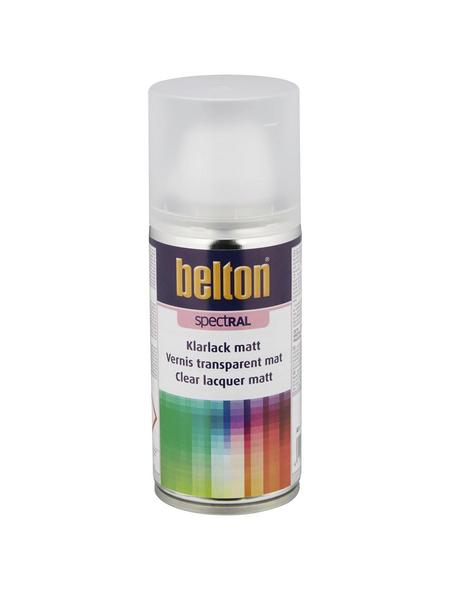 BELTON Klarlack »SpectRAL«, auf Lösemittelbasis, transparent