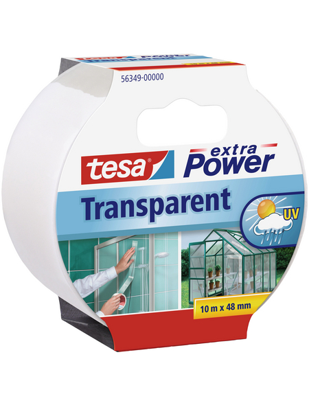 TESA Klebeband, transparent, BxL: 4,8 x 1000 cm