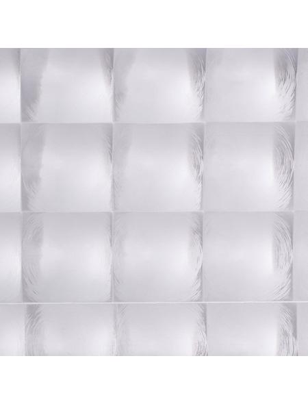 dc-fix Klebefolie, static window stripes, Vierecke   Schlieren   Kreise, 200x45 cm