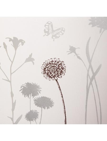 dc-fix Klebefolie, transparent static PREMIUM, Tiere | Blumen, 150x45 cm
