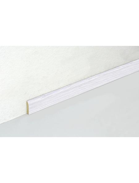 FN NEUHOFER HOLZ Klebeleiste, (1 Stk.) aus Mitteldichte Faserplatte (MDF), für Innenbereich