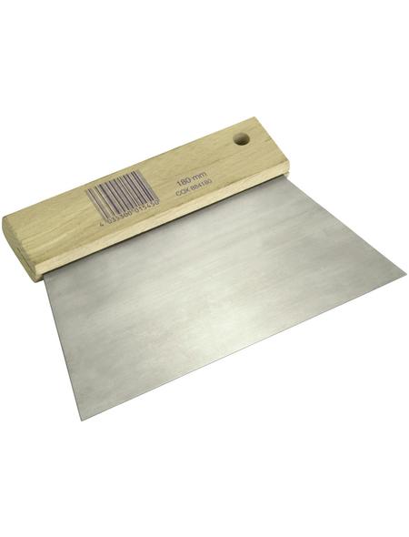 CONNEX Klebespachtel, Länge: 12 cm, Metall/Holz