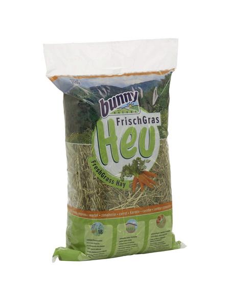 BUNNYNATURE Kleintierfutter »FrischGras«, für Nagetiere, Karotte, 500 g