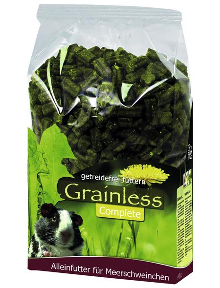 JR FARM Kleintierfutter »Grainless Complete«, Petersilie / Heu, 6 x 1,35 kg