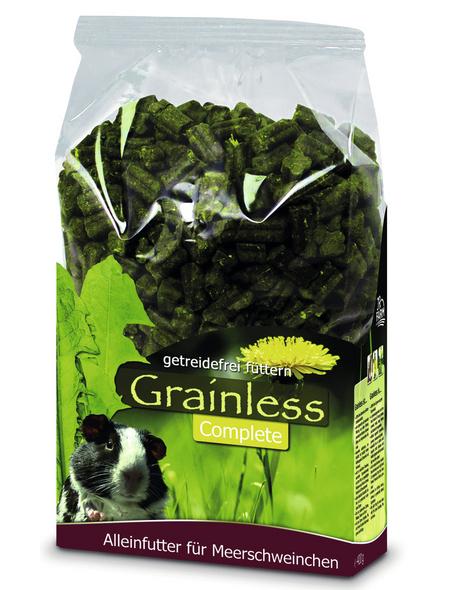 JR FARM Kleintierfutter »Grainless Complete«, Petersilie / Heu, 6x1,35 kg