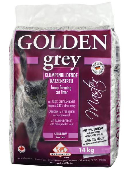 GOLDEN Kleintierstreu »grey Master«, 1 Sack, 14 kg