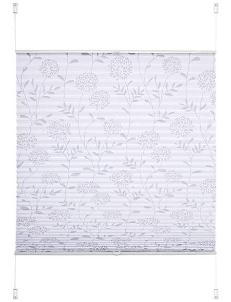 LIEDECO Klemmfix Plissee, 80x130 cm