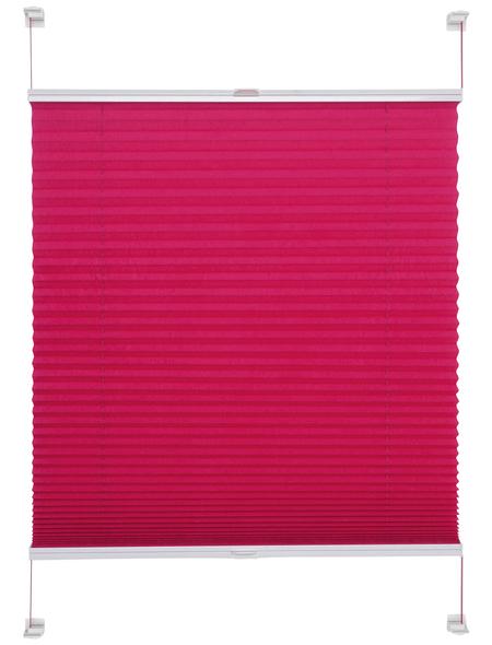 LIEDECO Klemmfix-Plissee, Young Colours, 80x150 cm