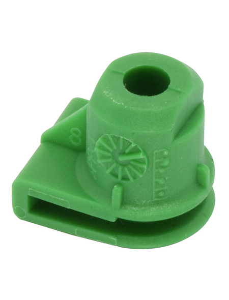 SWG Klemmmutter, Grün, Kunststoff