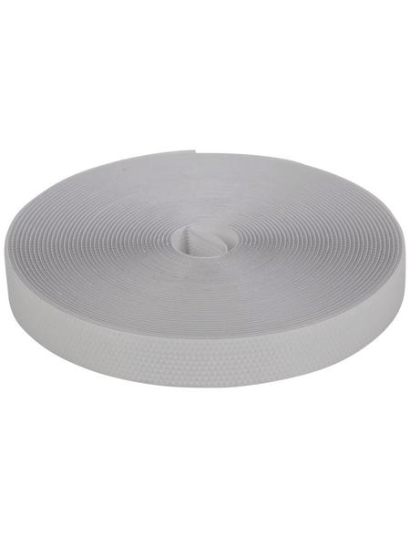 WINDHAGER Klettband, BxL: 0,95 x 500 cm, weiß