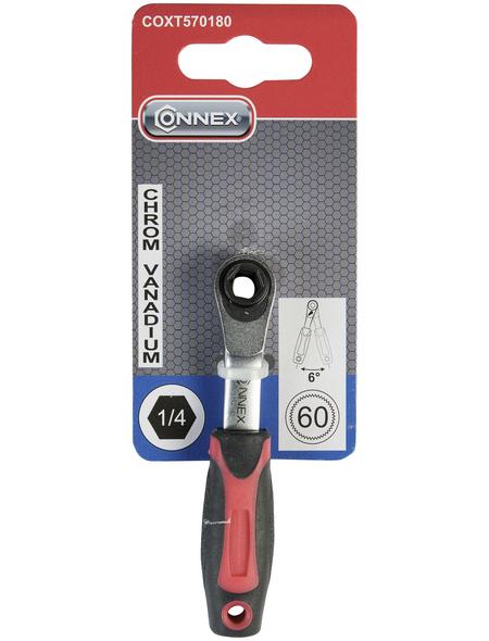 CONNEX Knarre Schlüsselgröße: 6,35 mm
