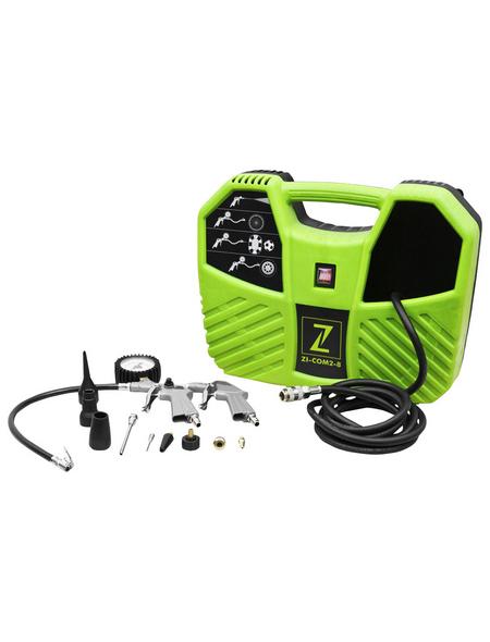 ZIPPER Kofferkompressor »ZI-COM2-8«, 8 bar, Max. Füllleistung: 180 l/min