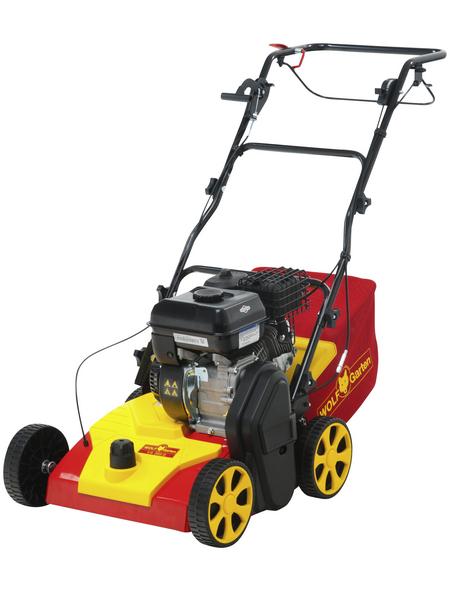 WOLF GARTEN Kombi Vertikutierer + Lüfter »Benzin-Vertikutierer«, Arbeitsbreite: 38 cm