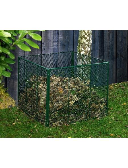 BRISTA Komposter »BRISTA-Gartenprogramm«, Höhe: 80 cm, Stahl
