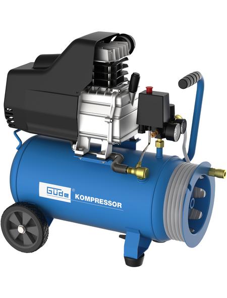 GÜDE Kompressor »260/10/24 ST«, 10 bar, Max. Füllleistung: 170 l/min
