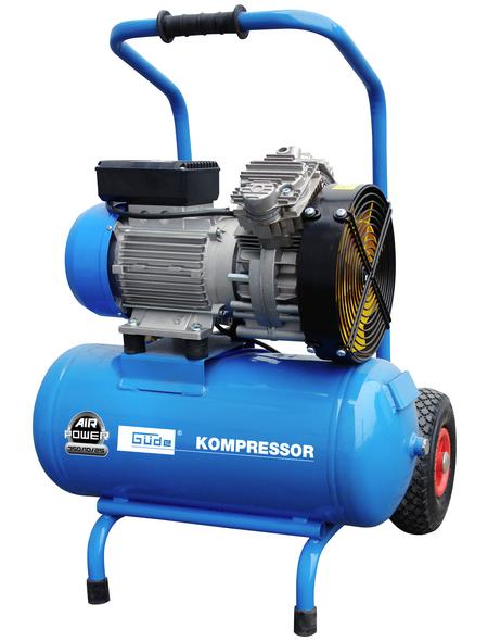 GÜDE Kompressor »AIRPOWER«, 10 bar, Max. Füllleistung: 210 l/min
