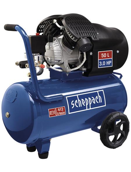 SCHEPPACH Kompressor »HC52DC«, 8 bar, Max. Füllleistung: 50 l/min
