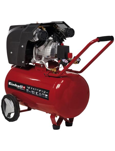 EINHELL Kompressor »TE-AC 400/50/10V«, 10 bar, Max. Füllleistung: 270 l/min