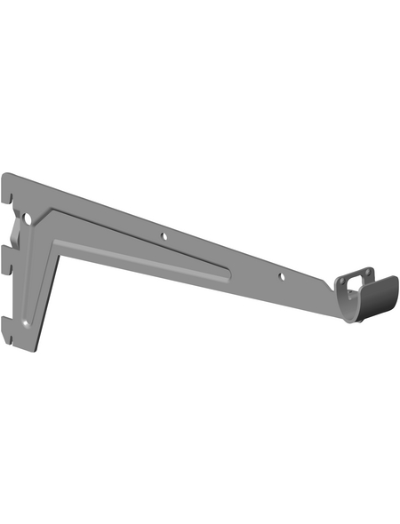 ELEMENT SYSTEM Konfektionsträger, Stahl, weißaluminium