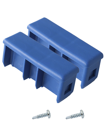 KRAUSE Kopfstopfen »STABILO«, , Kunststoff, blau