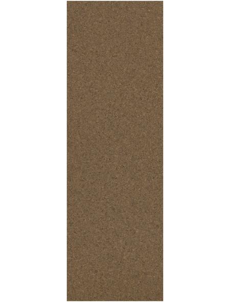 SCHÖNER WOHNEN Korkparkett, BxL: 295 x 905 mm, Stärke: 10,5 mm, hellbraun