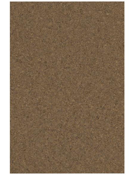 CORKLIFE Korkparkett, BxL: 295 x 905 mm, Stärke: 10,5 mm, hellbraun