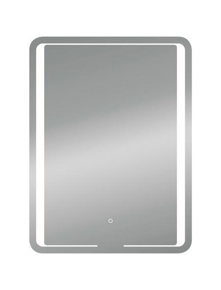KRISTALLFORM Kosmetikspiegel, beleuchtet, BxH: 50 cm x 70 cm